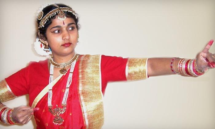 Studio Kelani - Devonshire: Four or Ten Bollywood Dance Classes at Studio Kelani