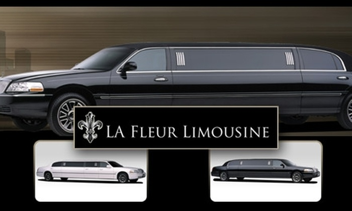 La Fleur Limousine - Washington DC: $35 for a One-Hour Limousine Ride from La Fleur Limousine
