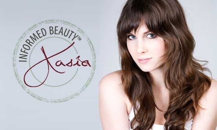 Kasia Organic Salon - Lynnhurst: $45 for a Haircut and Hair and Scalp Treatment at Kasia Organic Salon