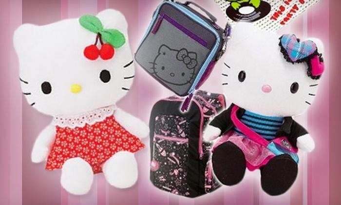 CaraMia - Manoa: $10 for $20 Worth of Hello Kitty Products and More at CaraMia