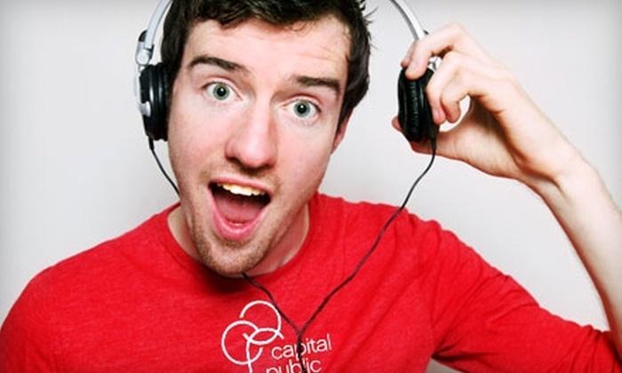 Capital Public Radio: $25 for General Membership to Capital Public Radio (Up to $120 Value)