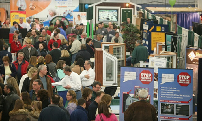 Jenks Productions - Westside: $8 for Two One-Day Tickets to The Fall Home Show at the Agri~Plex Expo Center on October 22–23 ($16 Value)