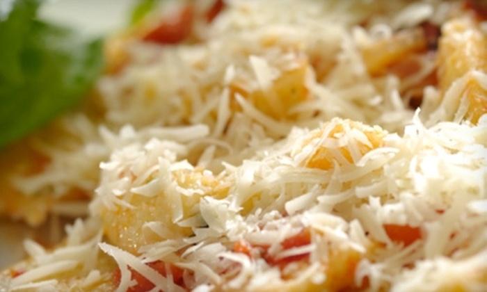 The Italian Inn Ridglea - Fort Worth: $20 for $40 Worth of Fresh Italian Cuisine at The Italian Inn Ridglea