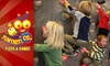 FuntastiCo. Fun & Games - Sun Ridge North: $14 for Two Fun Zone Bracelets, Extra Large Pizza, Four Drinks, and 10 Tokens at FuntastiCo. Pizza & Games ($28.99 Value)