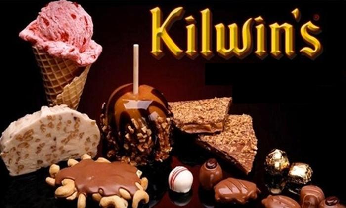 Kilwins Lake Worth - Lake Worth: $4 for $8 Worth of Chocolates, Ice Cream, Fudge, and More at Kilwin's in Lake Worth