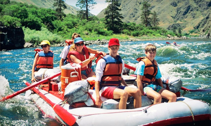 Tube Leavenworth - Leavenworth: $40 for a Guided Rafting Float Tour Down Wenatchee River for Two from Tube Leavenworth (Up to $80 Value)
