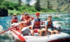 Leavenworth Outdoor Center - Leavenworth: $40 for a Guided Rafting Float Tour Down Wenatchee River for Two from Tube Leavenworth (Up to $80 Value)
