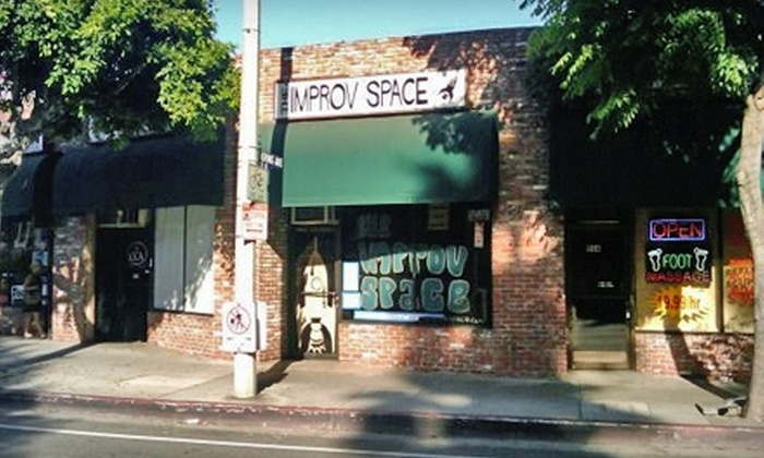 The Improv Space - Westwood: $5 for Two Tickets to a $5 Show or One Ticket to a $10 Show ($10 Value), or $90 for a Level 1 Improv Class ($180 Value) at The Improv Space