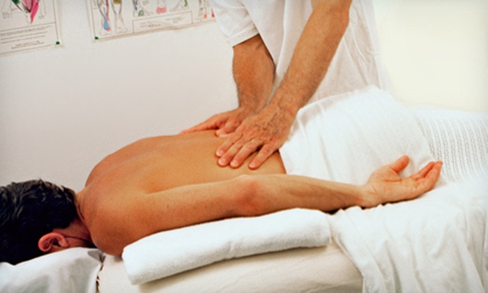 Jamin Rak Massage Therapy - Hazelwood: One or Four 60-Minute Pain-Relief Consultations with Focused Massages at Jamin Rak Massage Therapy (Up to 56% Off)