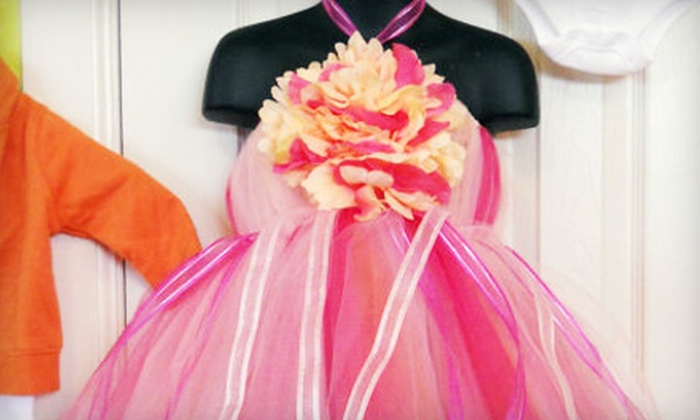 Royally Sweet - Kern Place: $10 for $20 Worth of Creative Apparel and Accessories for Women and Girls at Royally Sweet