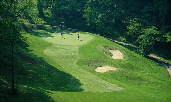 Smoky Mountain Country Club - Whittier: Golf Outing for Two or Four at Smoky Mountain Country Club in Whittier