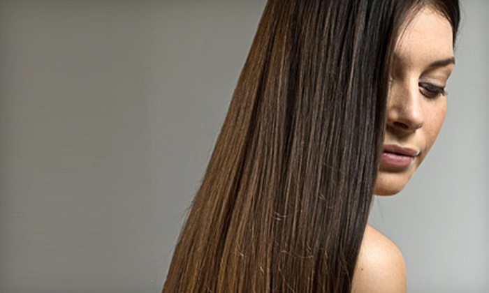 Underground Hair Artists - Santa Barbara Downtown: $99 for a Brazilian Blowout or Keratin Smoothing Treatment at Underground Hair Artists ($250 Value)