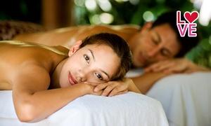 Beautyque: Percorso spa di coppia con massaggio rilassante e thailandese da Beautyque (sconto fino a 81%)