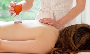 AcumoxaTherapy: One, Two, or Three Acupressure Sessions at AcumoxaTherapy (Up to 71% Off)