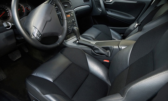Country Club Auto Spa - Silverado Ranch: $80 for a Full Interior-and-Exterior Detail Package at Country Club Auto Spa (Up to $160 Value)
