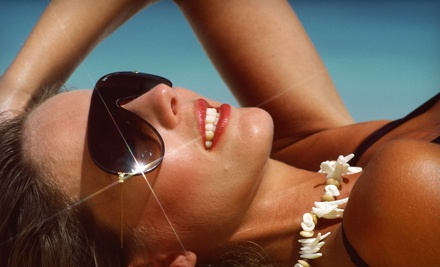1 Full-Body Airbrush-Tanning Session (a $35 value) - Advanced Cosmetics in San Antonio