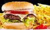 Burger Guy at The E.R. Bar - Benson: $7 for $15 Worth of Grill Fare at Burger Guy at The E.R. Bar