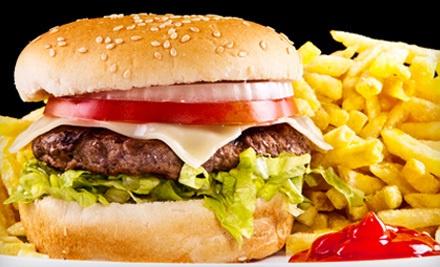 $15 Groupon to Burger Guy at The E.R. Bar - Burger Guy at The E.R. Bar in Omaha