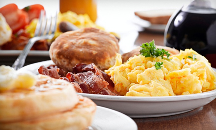 Patriots Diner - Woonsocket: $7 for $15 worth of American Fare at Patriots Diner in Woonsocket
