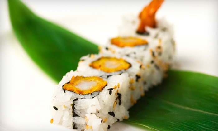 Weston Sushi and Grill - Davie: $15 for $30 Worth of Chinese and Japanese Fare at Weston Sushi and Grill in Davie