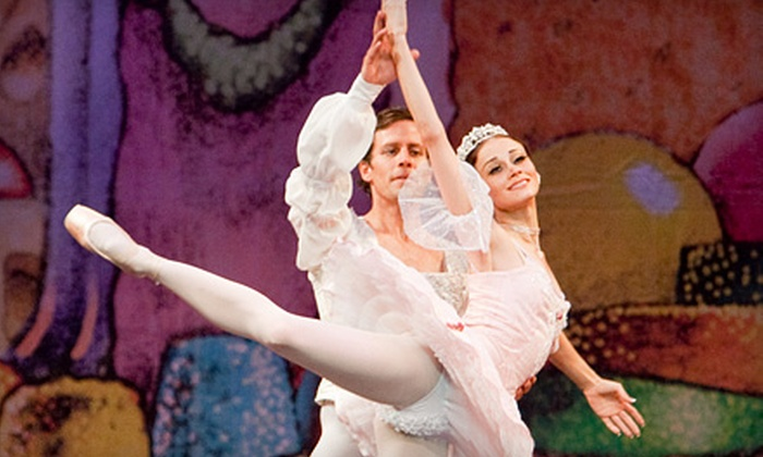 "The Nutcracker - Hobson Park East: $10 for Ticket to Ventura County Ballet Company's Production of ""The Nutcracker"" ($20 Value). Three Shows Available."