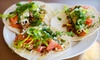 Mas Mexican Restaurant - Lead Hill: Three-Course Mexican Meal for Two or Four or $10 for $20 Worth of Mexican Fare at Mas Mexican Restaurant in Roseville