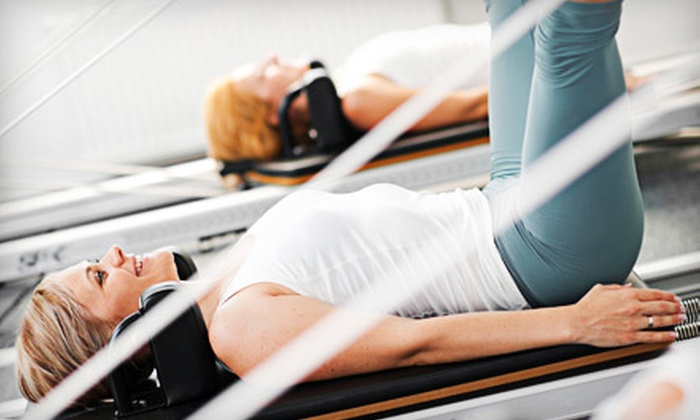 Fox Pilates - Millcreek: One Private Reformer Session or Three or Five Group Reformer Classes at Fox Pilates (Up to 62% Off)