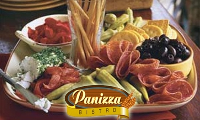 10 For Argentine Fare At Panizza Bistro Groupon