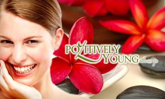 Pozitively Young Salon and Spa - Tyngsborough: $55 for $120 Worth of Spa Services at Pozitively Young Salon & Spa