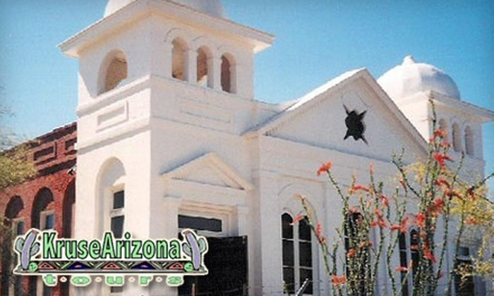 Kruse Arizona Tours - Multiple Locations: $7 for One of 10 Walking Tours of Tucson from Kruse Arizona Tours