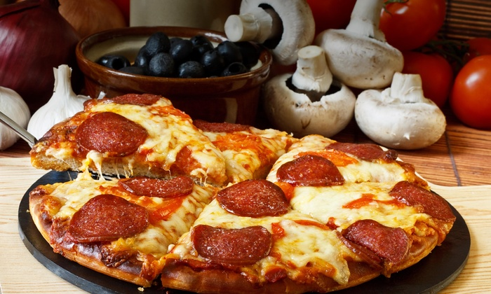 Pizza Man - Redondo Beach: One Pizza with Purchase of One Pizza at Pizza Man