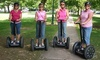 Up to 53% Off Segway Tours