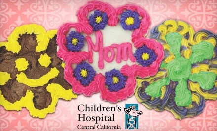 Hungry Bear Cookies: 6 Mothers Day Cookies - Hungry Bear Cookies in Clovis