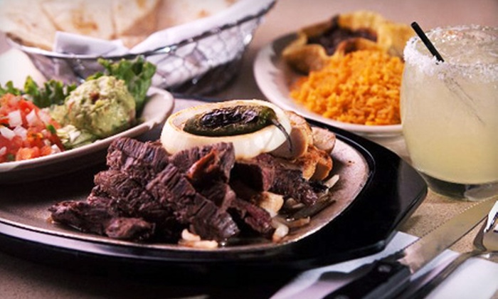 Dos Diablos - Near North Side: Mexican Meal for Two or Four at Dos Diablos