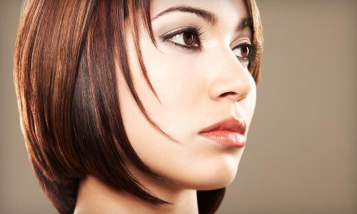 Visions Hair Salon - N. Syracuse: $20 for a Smoothing Awapuhi Keratriplex Treatment at Visions Hair Salon in North Syracuse ($40 Value)