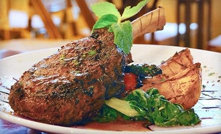 Tutto Pronto Ristorante: $30 Groupon for Lunch - Tutto Pronto Ristorante in Toronto
