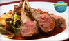 Up to 63% Off French Fare for Two at Picnic Market & Café