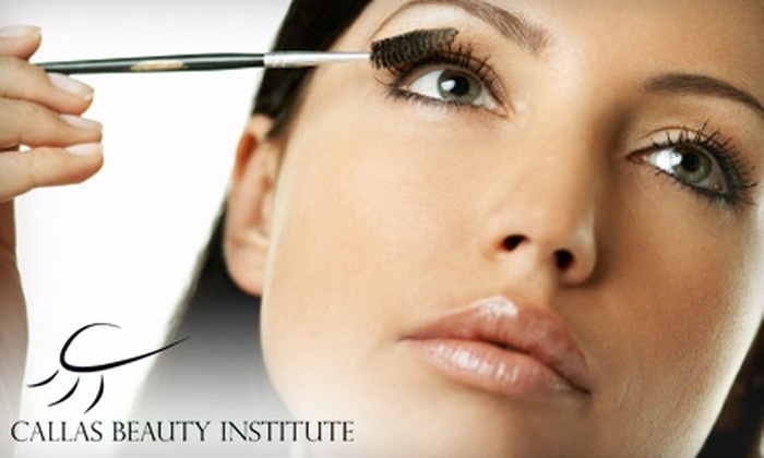 Callas Beauty Institute - Rio Rancho: $49 for a Three-Hour Makeup Course and a Take-Home Bag of Beauty Products at Callas Beauty Institute