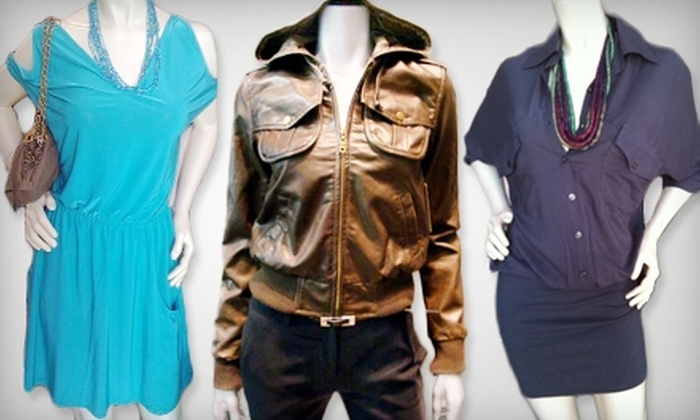 Dun Up Boutique - Noe Valley: $12 for $25 Worth of Clothing and Accessories at Dun Up Boutique