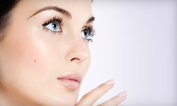 Corinthian Salon & Spa - Willistown: $55 for an Aveda Facial and a Caribbean Therapy Manicure at Corinthian Salon & Spa in Newtown Square ($115 Value)