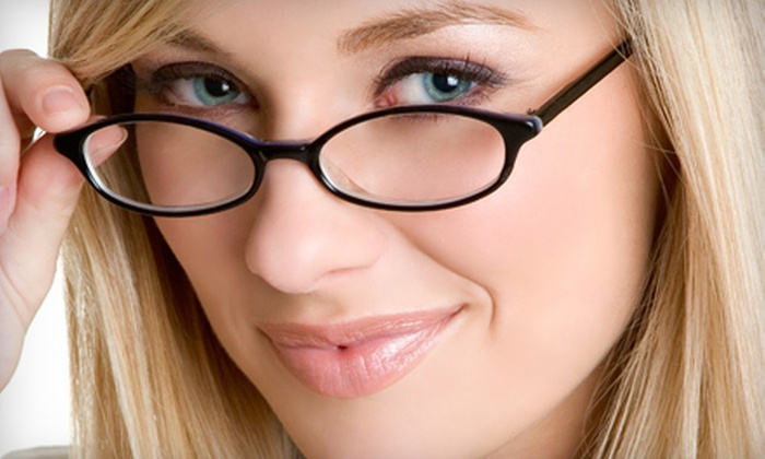 The Eyewear Boutique - East Greenwich: $50 for $200 Toward Complete Pair of Prescription Eyeglasses or Sunglasses at The Eyewear Boutique in East Greenwich