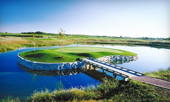 Bolingbrook Golf Club - Bolingbrook: $189 for Three Rounds of Golf and 10 60-Minute Small Group Lessons at Bolingbrook Golf Club (Up to $1,222 Value)