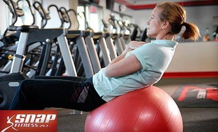 Snap Fitness Billings - Snap Fitness in Billings