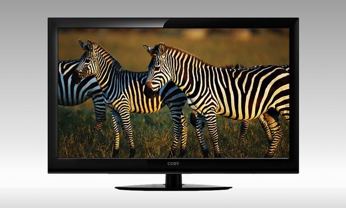 Coby LED 3D 55 In. 120HZ HDTV (LED3DTV5586): Coby LED 3D 55 In.120HzHDTV (LED3DTV5586).