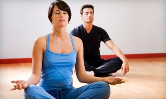 Harmony Yoga - Cliff Cannon: $30 for a Five-Class Pass to Harmony Yoga ($65 Value)