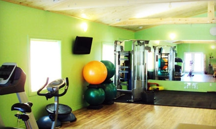 GreenFit Health & Fitness - Kitchener - Waterloo: Personal Training at GreenFit Health & Fitness. Two Options Available.