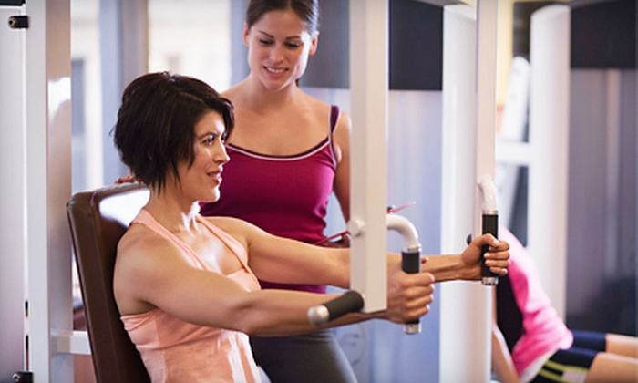 Cindy K's Fitness - Twain: Women's Gym Access or Personal Training at Cindy K's Fitness in Iowa City (Up to 65% Off). Five Options Available.