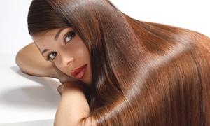 Salon Urody Styl: Gdynia: zabieg keratynowego prostowania włosów za 199,99 zł i więcej w Salonie Urody Styl