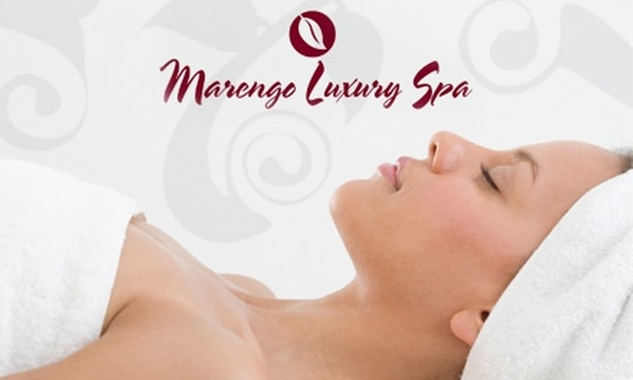 Marengo Luxury Spa - Downtown: $50 Swedish or Signature Massage from Marengo Luxury Spa