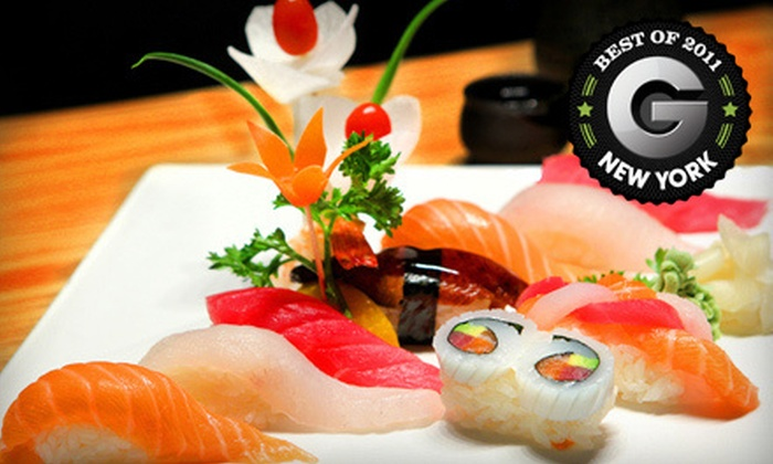 Haruhana - Midtown West,Midtown South,Union Square: Traditional Japanese Prix Fixe Meal for Two at Haruhana (Up to 54% Off). Two Options Available.
